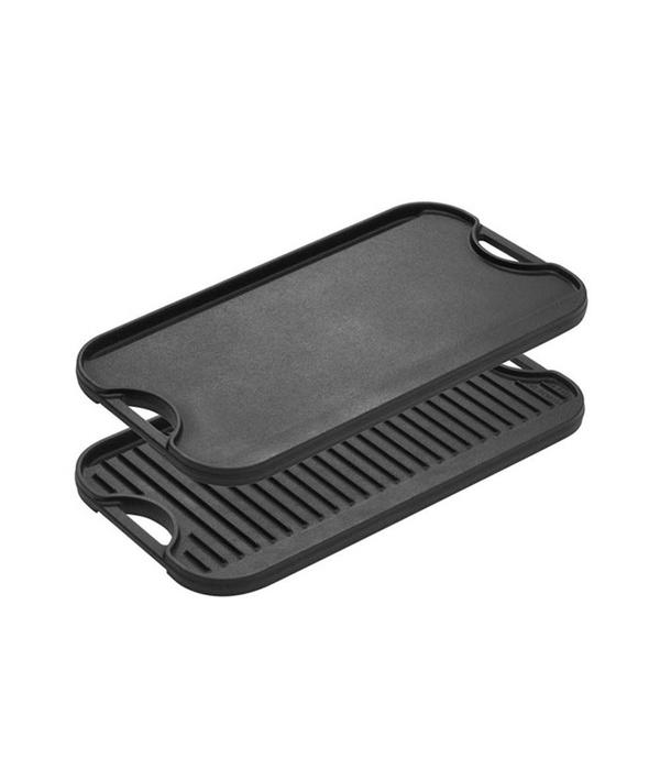 Lodge Lodge Pro-Grid Cast Iron Reversible Grill/Griddle