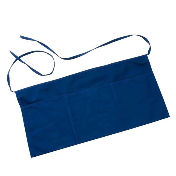 Johnson Rose Change Aprons Royal Blue