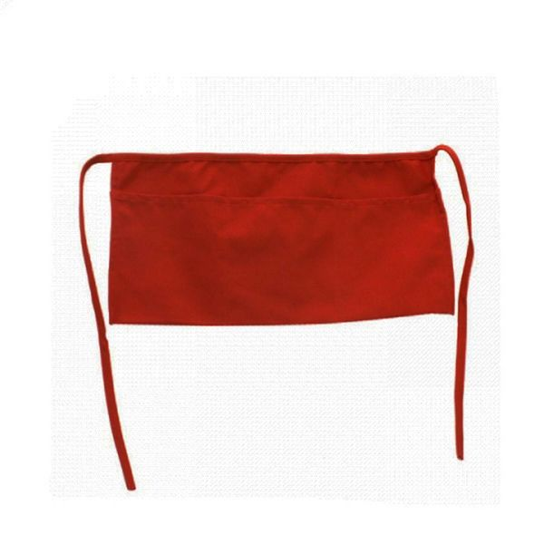 Johnson Rose Change Aprons Red