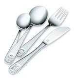 Henckels Twin 4 Piece Bino Children Cutlery Set