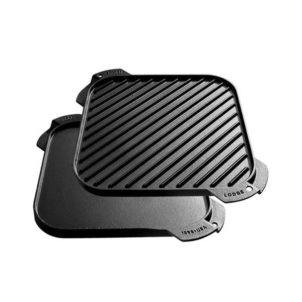 Lodge Single Reversible Cast Iron Grill/Griddle