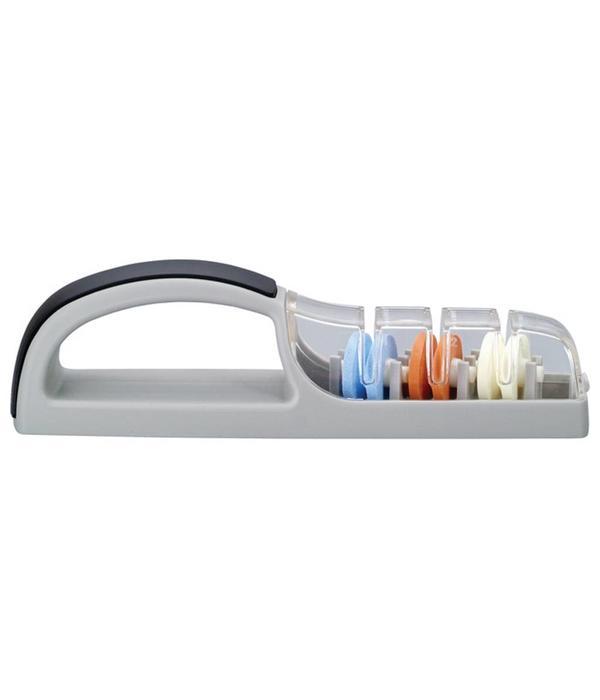 Global Minosharp Plus 3 Ceramic Water Sharpener 3 Stage