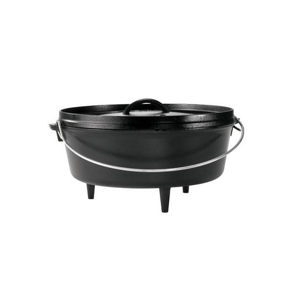 Lodge 5.6 L Camp Dutch Oven
