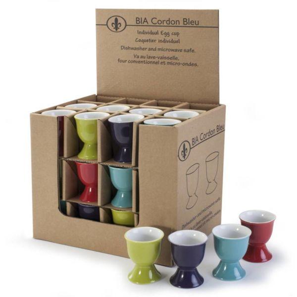 Coquetier vendu à l'unité, couleurs assorties de BIA