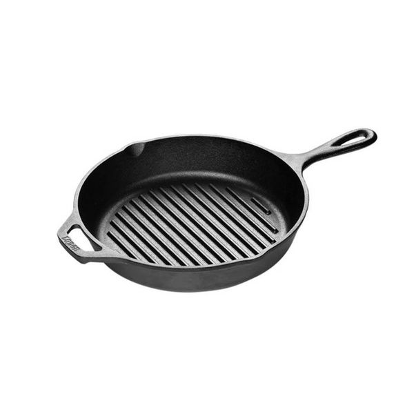 Lodge 26 cm Cast Iron Grill Pan