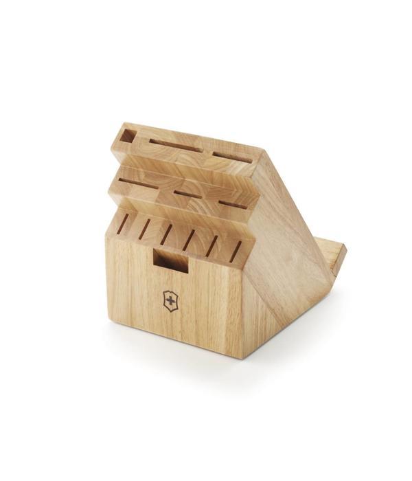 Victorinox Victorinox 13 Slot Light Wood Swivel Block