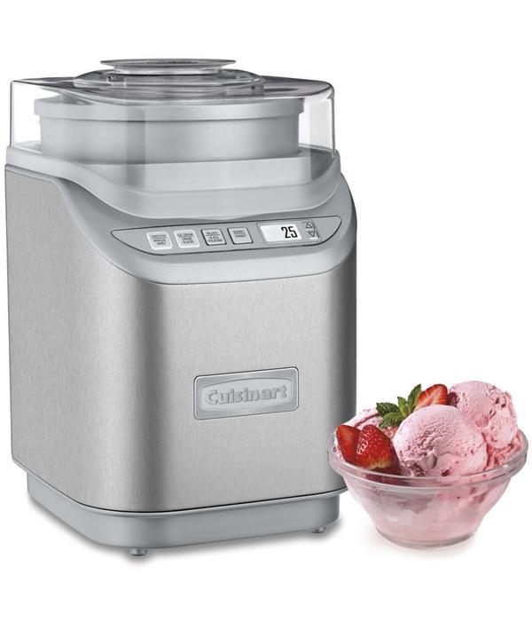Cuisinart Cuisinart Gelateria Frozen Yogurt, Ice Cream, Gelato and Sorbet Maker