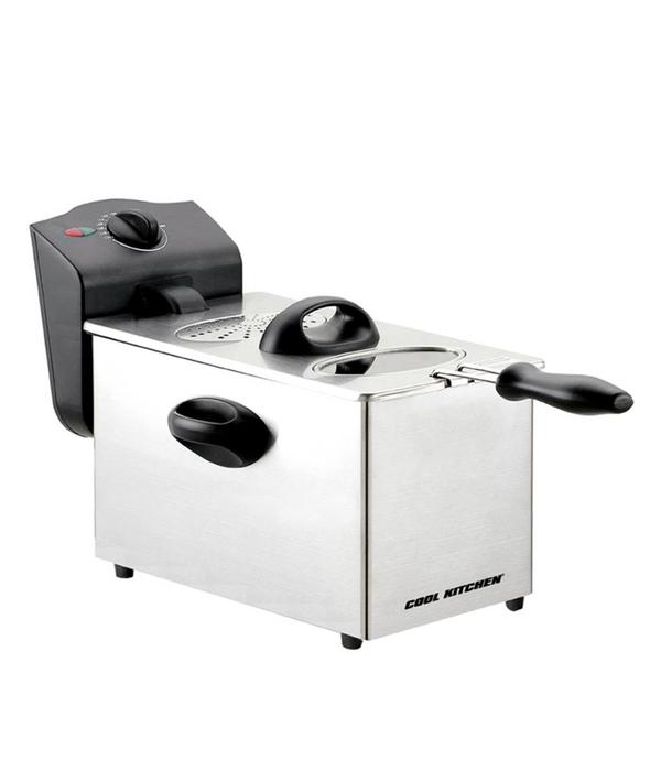 Orly Cuisine Cool Kitchen Pro Stainless Steel Deep Fryer