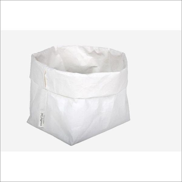 Essential Cellulose 30 cm White Bag