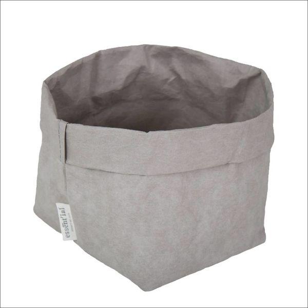 Essential Cellulose 23 cm Grey Bag