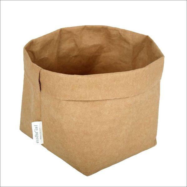 Essential Cellulose 23 cm Beige Bag