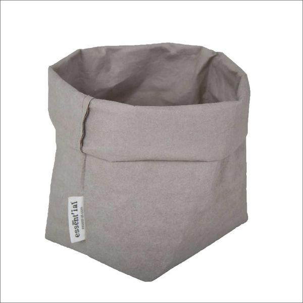 Essential Cellulose 29 cm Grey Bag