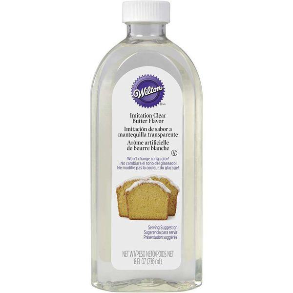Wilton Imitation Clear Butter Flavour