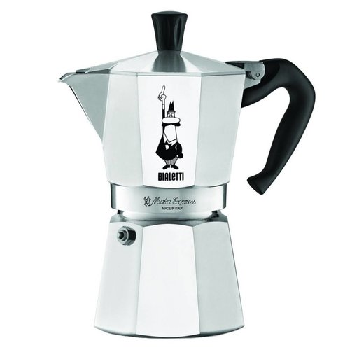 Bialetti Bialetti 3 Cup Moka Express Coffee Maker