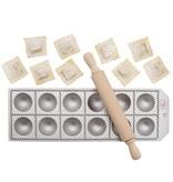 Adamo Machine à Raviolis (produit 12 raviolis) Il Piatto Pieno de Adamo