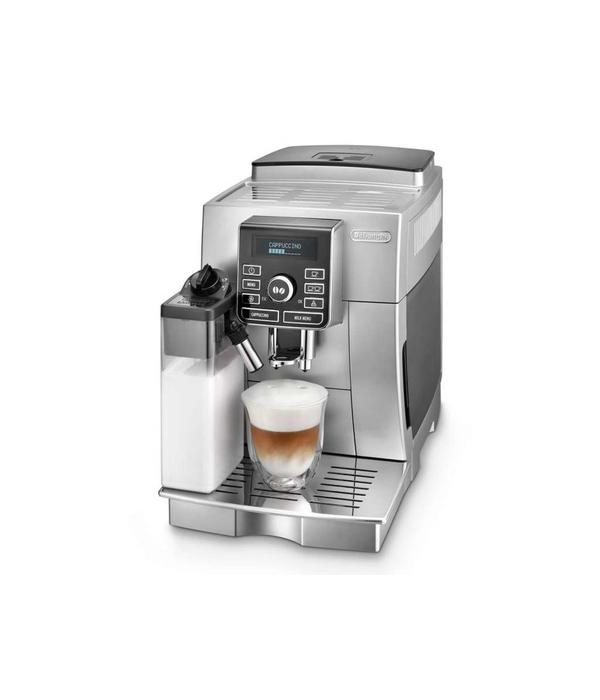 Delonghi DeLonghi Magnifica S Fully Automatic Espresso and Cappuccino Machine with One Touch LatteCrema System and Milk Drinks Menu