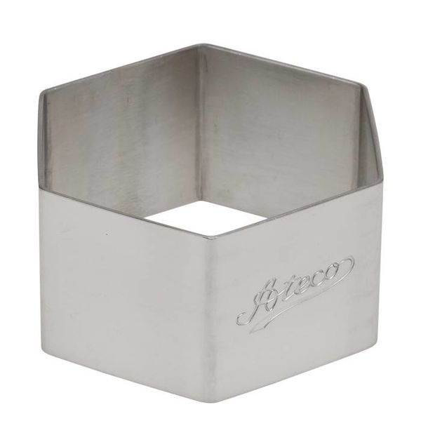 Emporte-piêce hexagone 2'' de Ateco