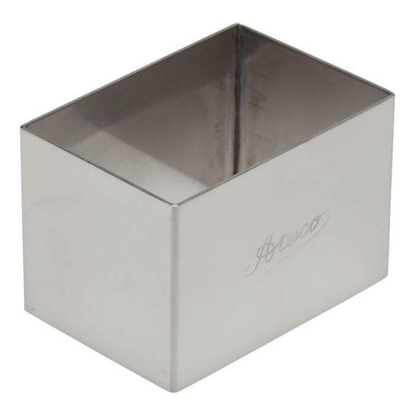 "Emporte-piêce rectangle 2.5"" de Ateco"