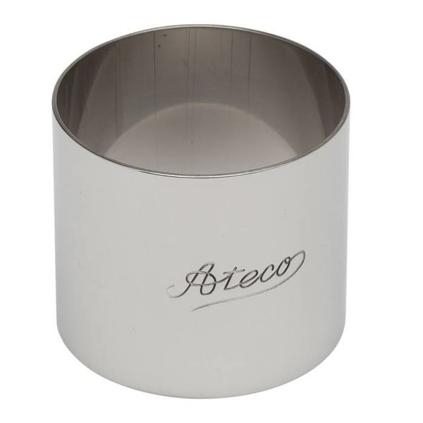 """Ateco 2"""" Round Cookie Cutter"""