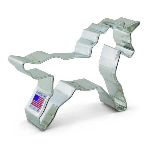 Ann Clark Ann Clark Cookie Cutter Unicorn 3''