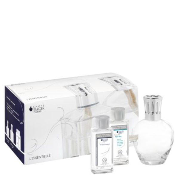 Lampe Berger Paris Starter Kit Round
