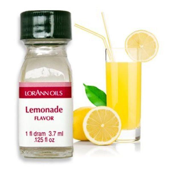 Arôme en huile limonade 3,7 ml de Lorann Oil