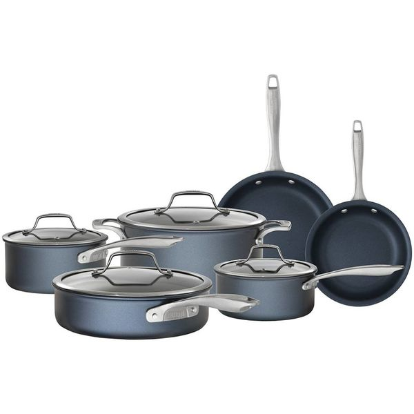 Bialetti Executive 10 Piece Cookware Set