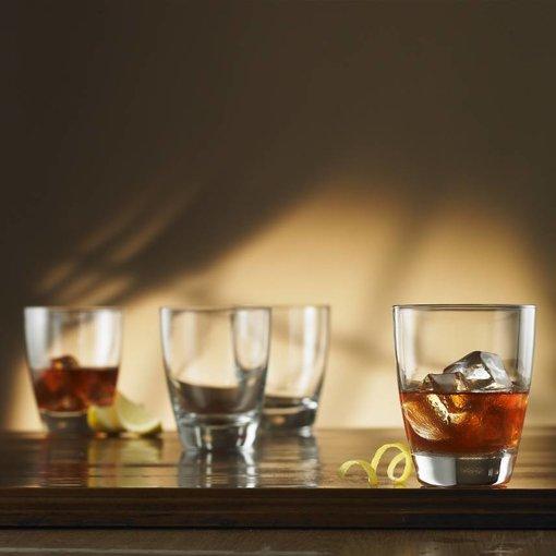 Bormioli Rocco Ensemble de 4 verres dof Nadia de Bormioli