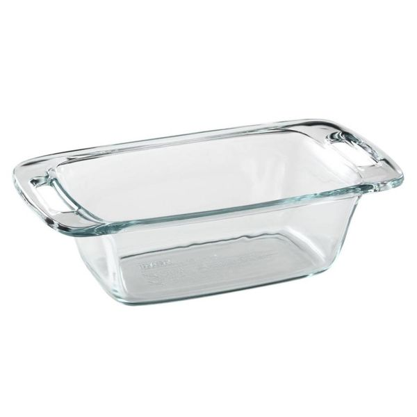 Pyrex Easy Grab 1.5-qt Loaf Pan