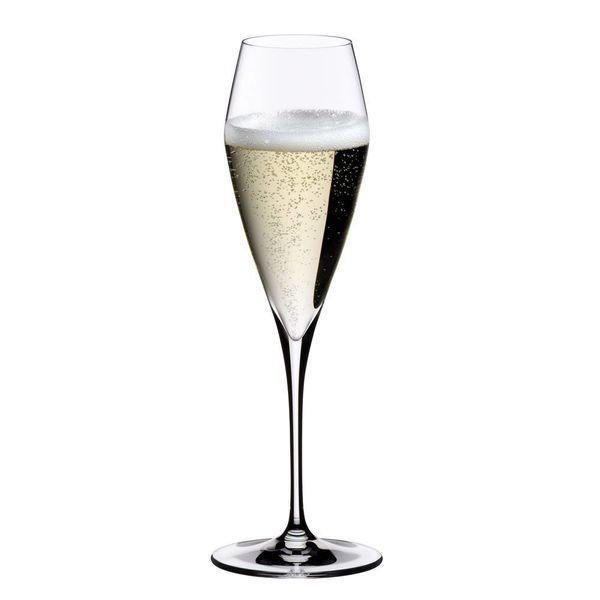 Verre Riedel Champagne Vitis