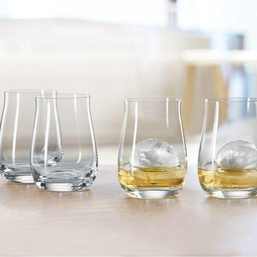 Spiegelau Spiegelau Single Barrel Bourbon Whisky Glass, Set of 4