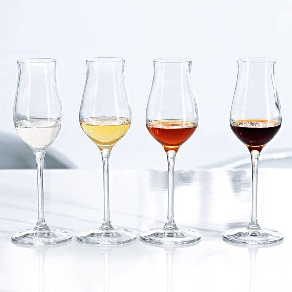 Ensemble de 4 verres à digestive  de Spiegelau