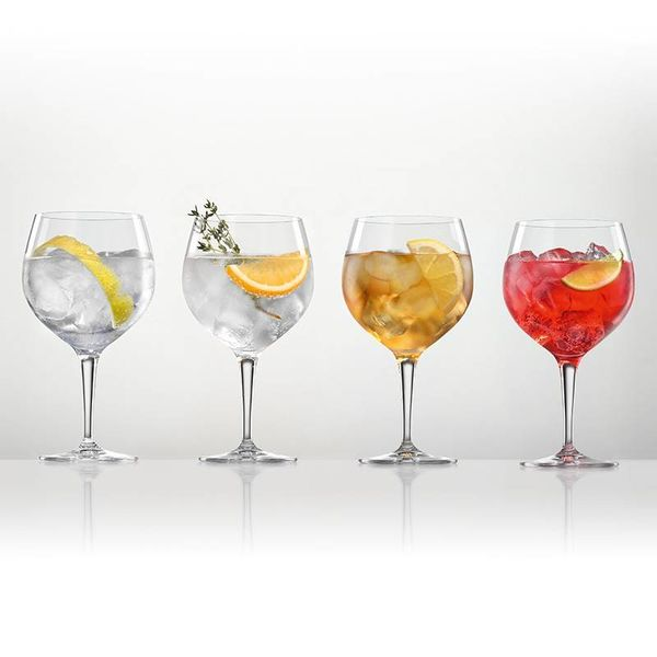 Spiegelau Gin and Tonic Glass Set of 4