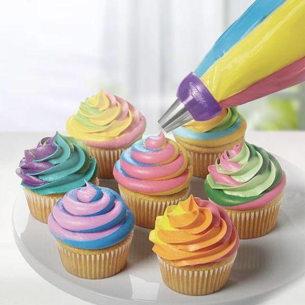 Wilton Colour Swirl 3-Colour Coupler