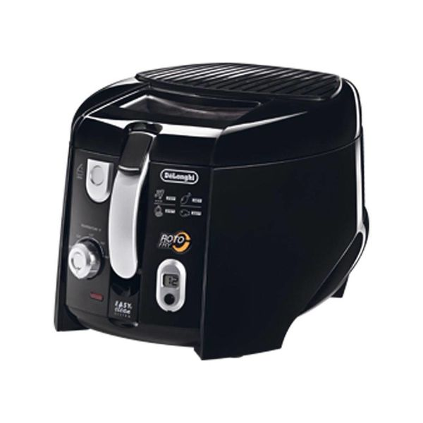 DeLonghi Roto Fry Cool Touch Low Oil Deep Fryer
