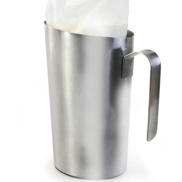 MILK BAG HOLDER, ST.ST