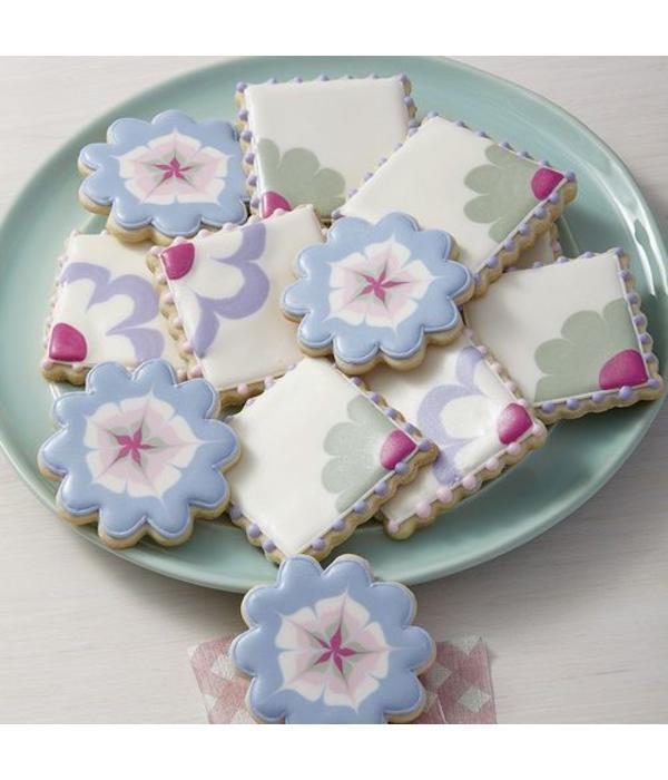 Wilton Ensemble de livres pour décoration de biscuits de Wilton