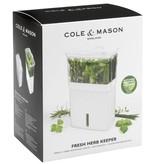 Cole & Mason Large Fresh Cut Herb Keeper