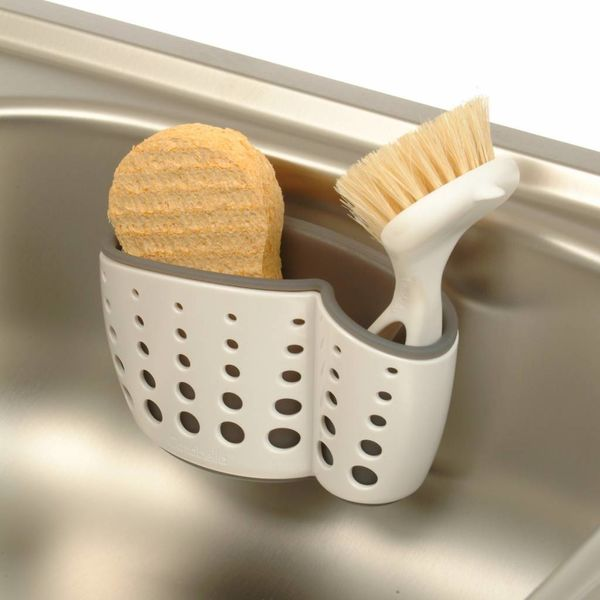 Casabella Sink Sider Suction Cup Holder