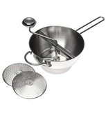 Cuisipro Cuisipro Stainless Steel Deluxe Food Mill with 3 Blades