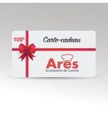 Carte-cadeau de 100$ Ares Cuisine VALIDE EN MAGASIN SEULEMENT