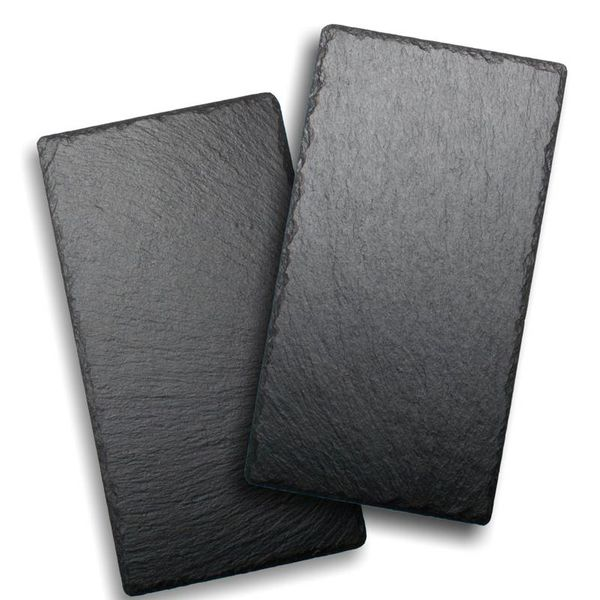 Natural Living CLEAN SLATES Slate Platters