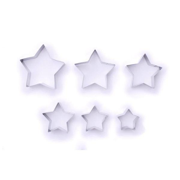 Fox Run 5 Point Star Cc Set