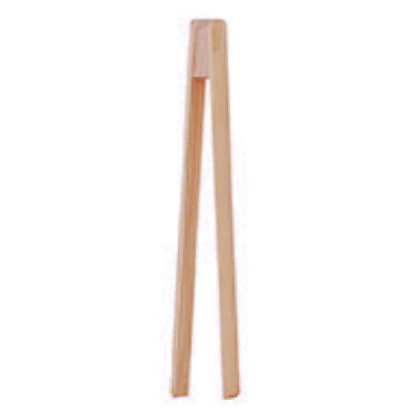 Pinces à bacon en bois 25 cm de Fox Run