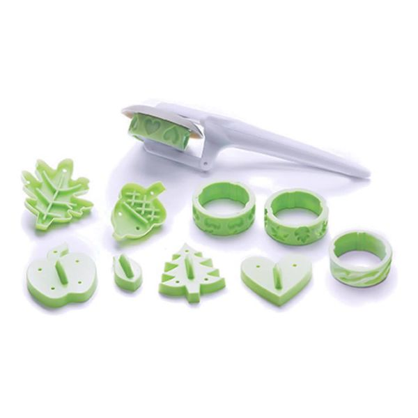 Fox Run Pie Decorating Kit