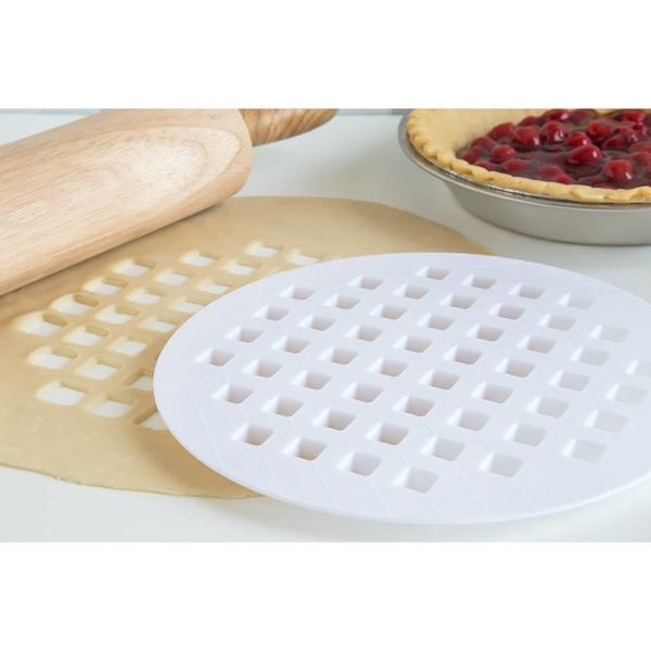 Fox Run Lattice Pie Cutter