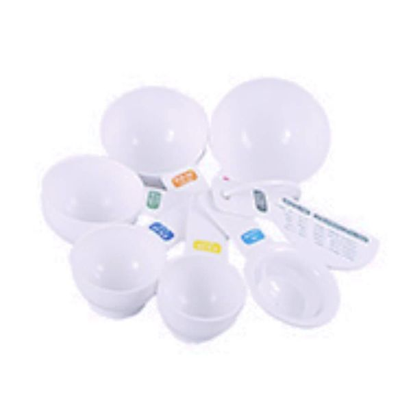 Fox Run White Measuring Cup/Tool Set
