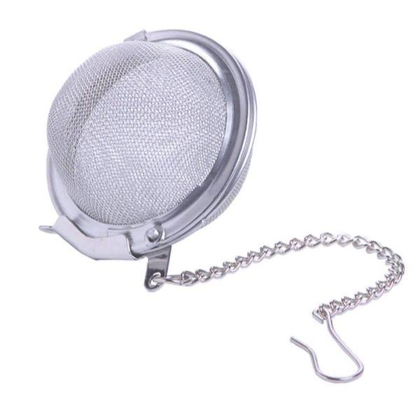 Boule à thé en acier inox 6.3 cm avec chaîne de Fox Run