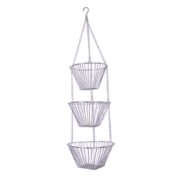 Fox Run Hanging Basket Set
