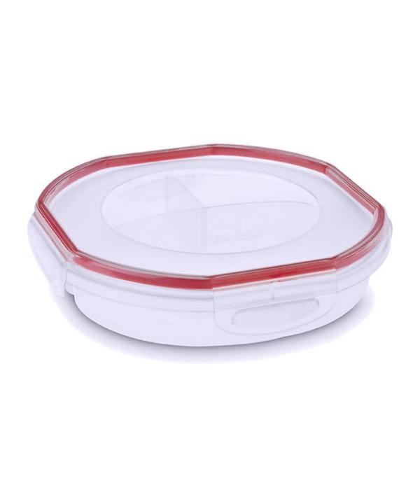 Sterilite Sterilite Ultra Seal Divided Dish